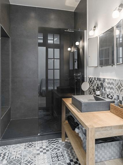 Актуален дизайн на банята през 2020 г.