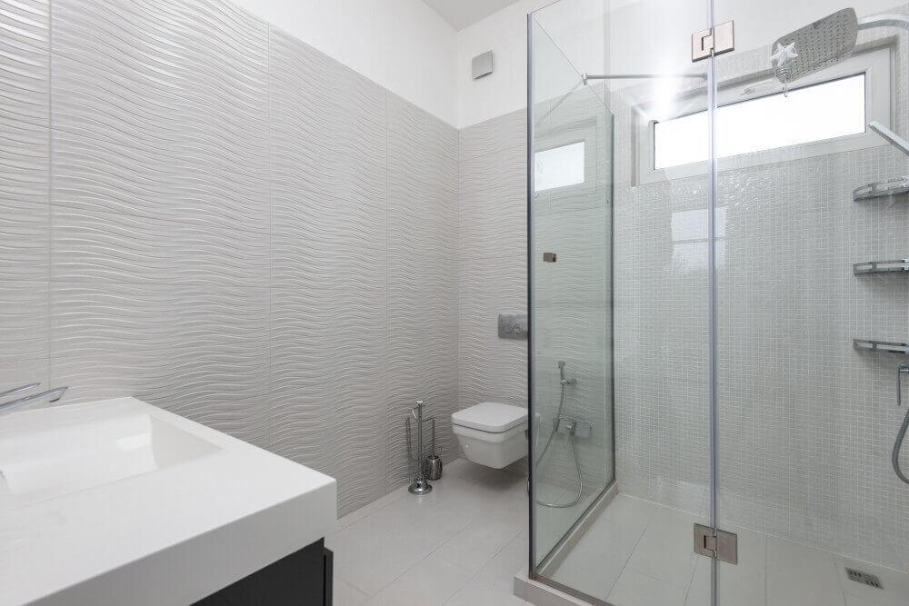 Панти за душ кабини тип Хармоника